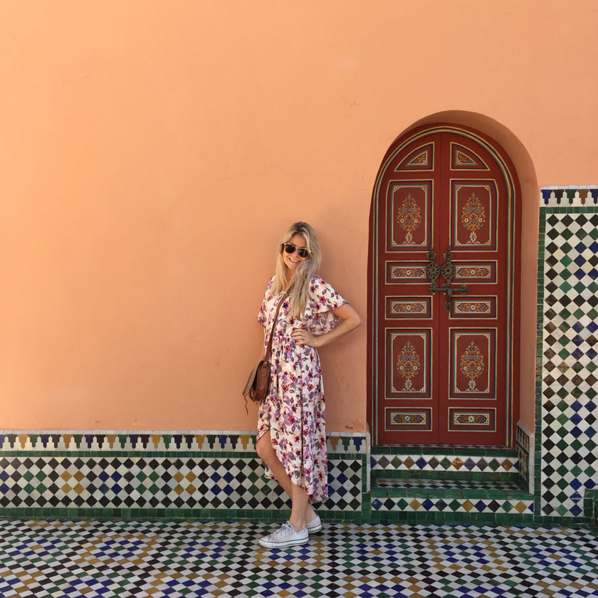 Marrakech Anna Lisle 2016 Travel