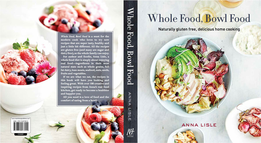 Whole Food, Bowl Food book signings & events this December!